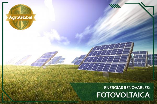 Energías Renovables: Fotovoltaica